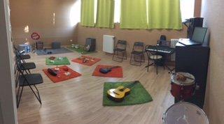 Il laboratorio musicale di Yieschool